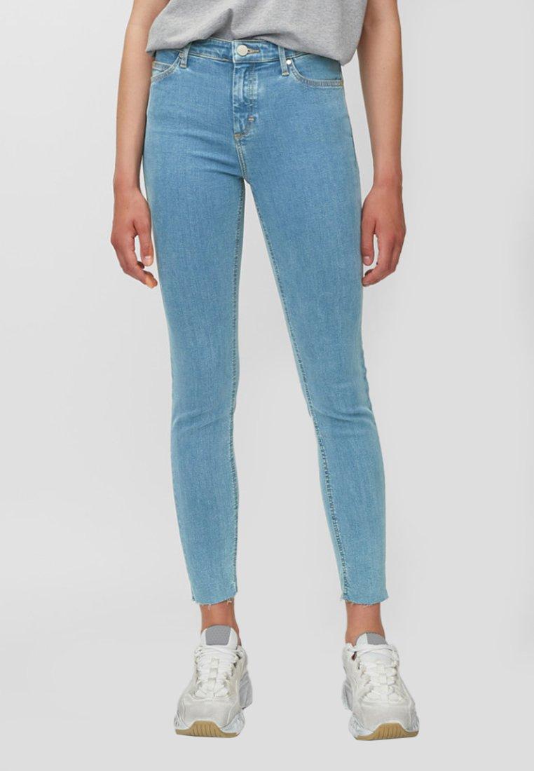 Marc O'Polo DENIM - Jeans Skinny Fit - blue