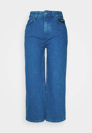 TOMMA CROPPED - Relaxed fit jeans - pre fall blue