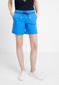 Marc O'Polo DENIM - Shorts - palace blue - 0