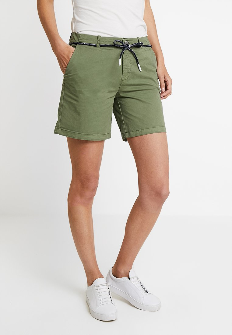 Marc O'Polo DENIM - Shorts - olive tree
