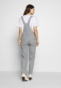 Marc O'Polo DENIM - OVERALL RELAXED FIT - Tuinbroek - spring wash - 2