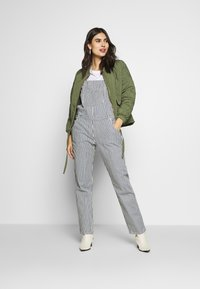 Marc O'Polo DENIM - OVERALL RELAXED FIT - Tuinbroek - spring wash - 1