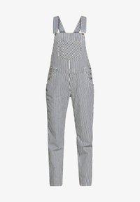 Marc O'Polo DENIM - OVERALL RELAXED FIT - Tuinbroek - spring wash - 4