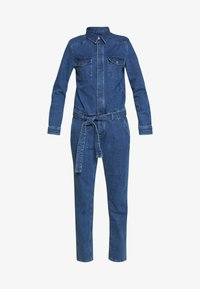 Marc O'Polo DENIM - OVERALL RELAXED FIT - Jumpsuit - january blue dress - 4