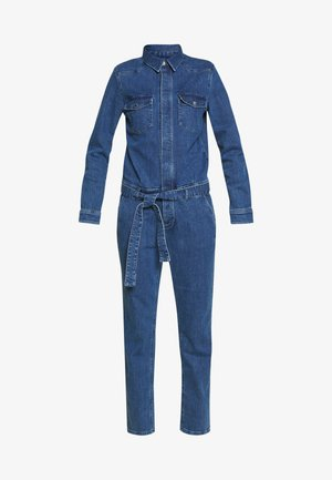 OVERALL RELAXED FIT - Overal - january blue dress