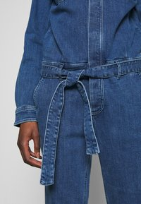 Marc O'Polo DENIM - OVERALL RELAXED FIT - Jumpsuit - january blue dress - 3