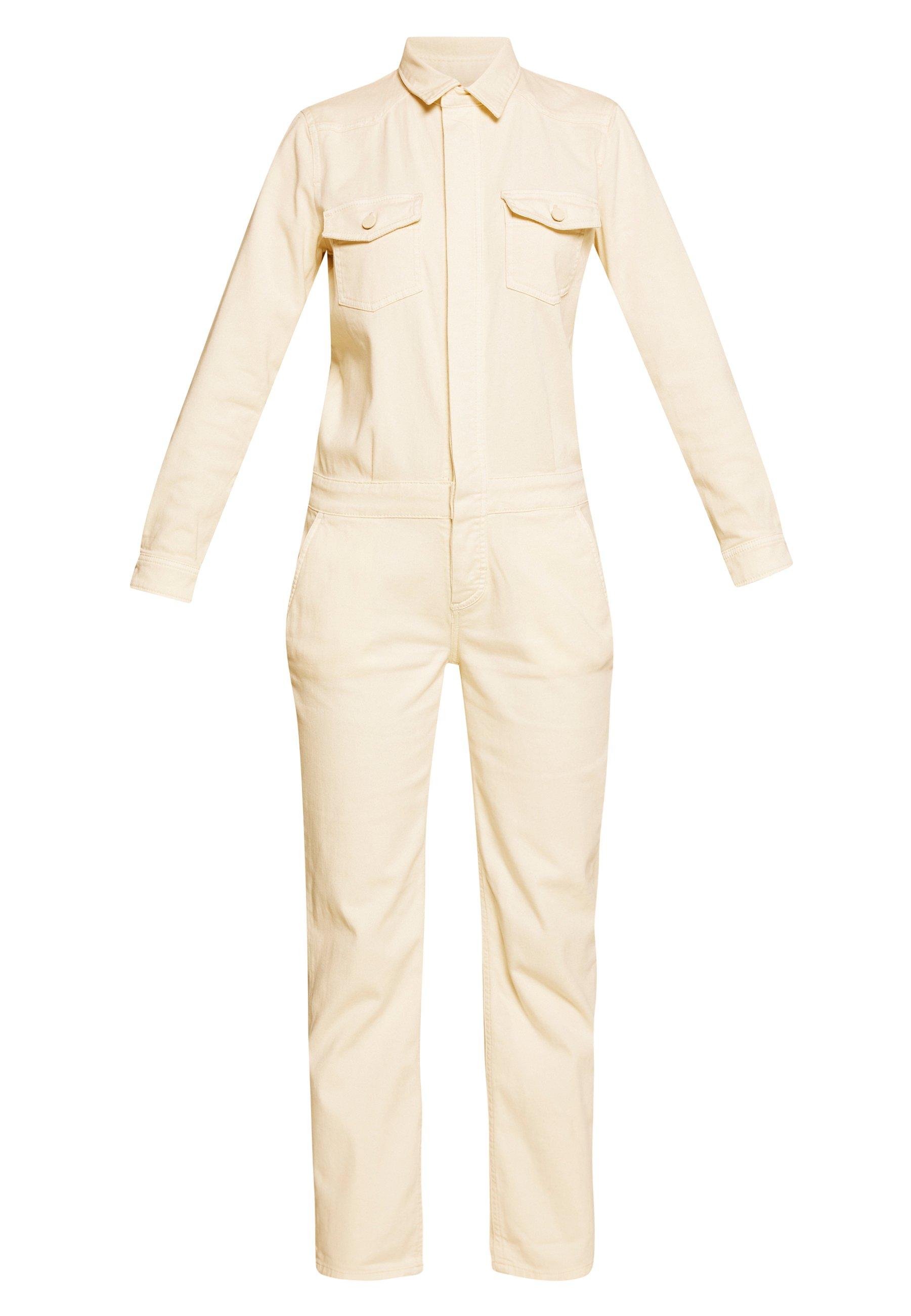Marc O'Polo DENIM Tuta jumpsuit - scandinavian white 3x0DNoDJ