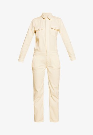Jumpsuit - scandinavian white