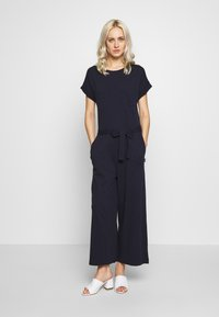Marc O'Polo DENIM - OVERALL - Tuta jumpsuit - scandinavian blue - 0