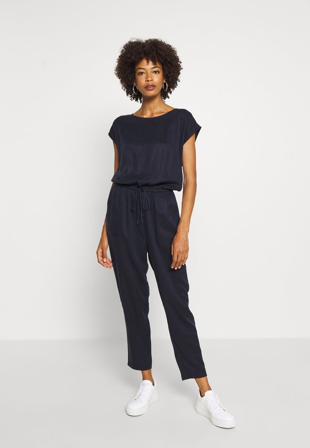 OVERALL STRAP AT WAIST - Jumpsuit - scandinavian blue