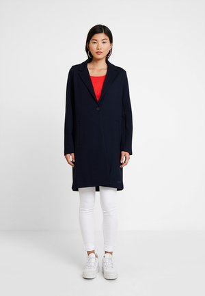 REVERS COLLAR WELT - Manteau classique - blue night sky
