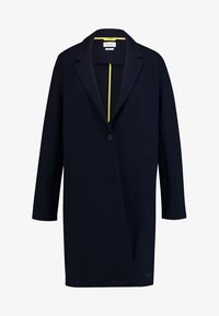 Marc O'Polo DENIM - REVERS COLLAR WELT - Zimní kabát - blue night sky - 4