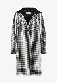 Marc O'Polo DENIM - COAT PEPITA DETACHABLE HOOD - Classic coat - woven combo - 5