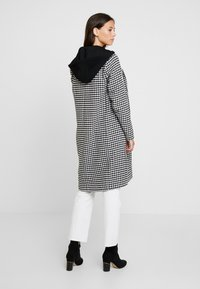 Marc O'Polo DENIM - COAT PEPITA DETACHABLE HOOD - Classic coat - woven combo - 2