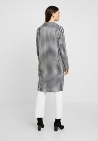 Marc O'Polo DENIM - COAT PEPITA DETACHABLE HOOD - Classic coat - woven combo - 3