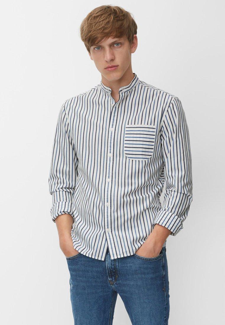 Marc O'Polo DENIM - Shirt - blue/white