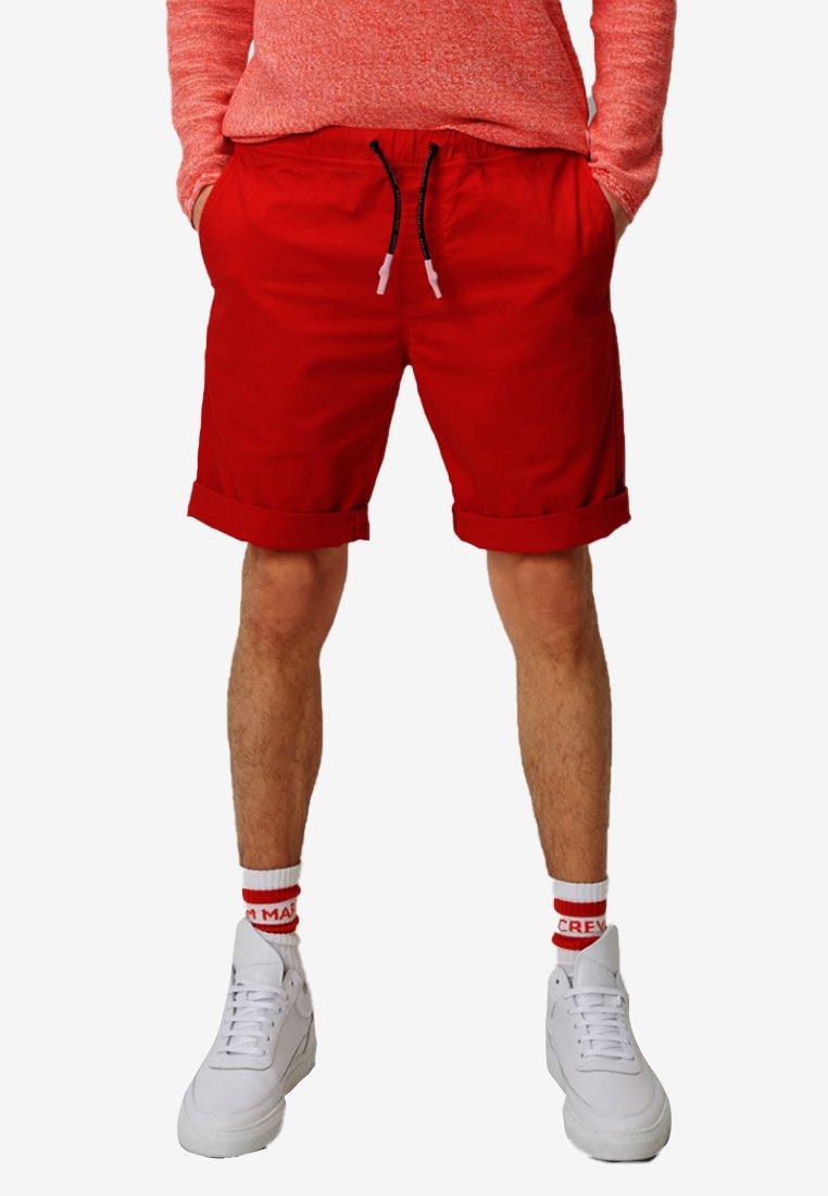 Marc O'Polo DENIM - Shorts - red