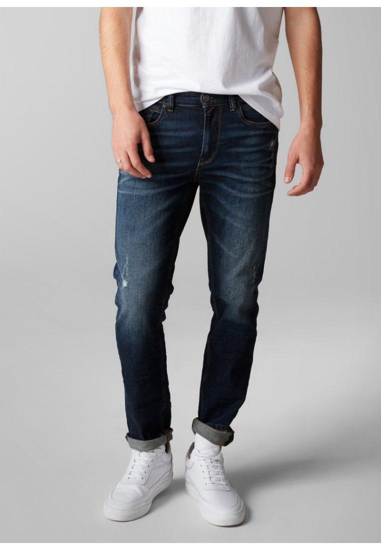 Marc O'Polo DENIM - Jeans Slim Fit - blue