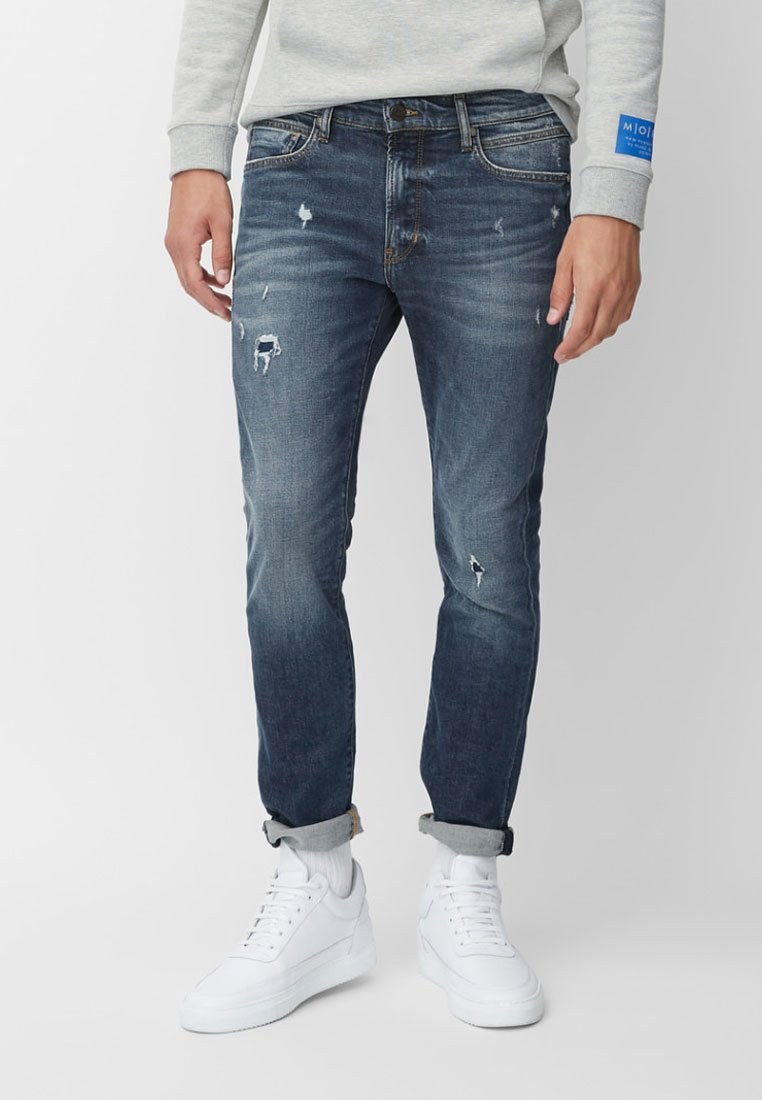 Marc O'Polo DENIM - SLIM FIT - Slim fit jeans - blue