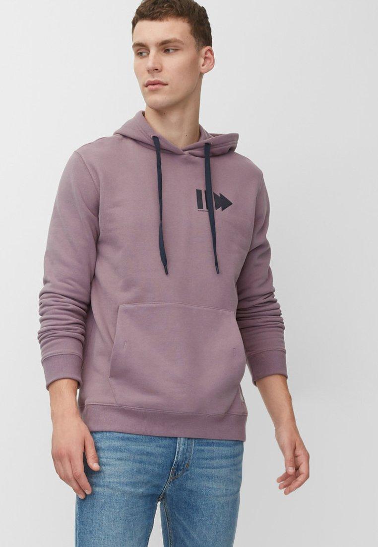 Marc O'Polo DENIM - Hoodie - purple