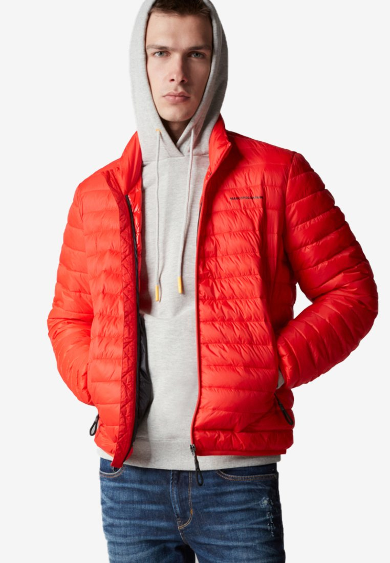 Marc O'Polo DENIM - Übergangsjacke - red