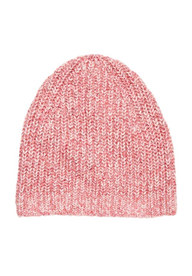 Czapka - light pink