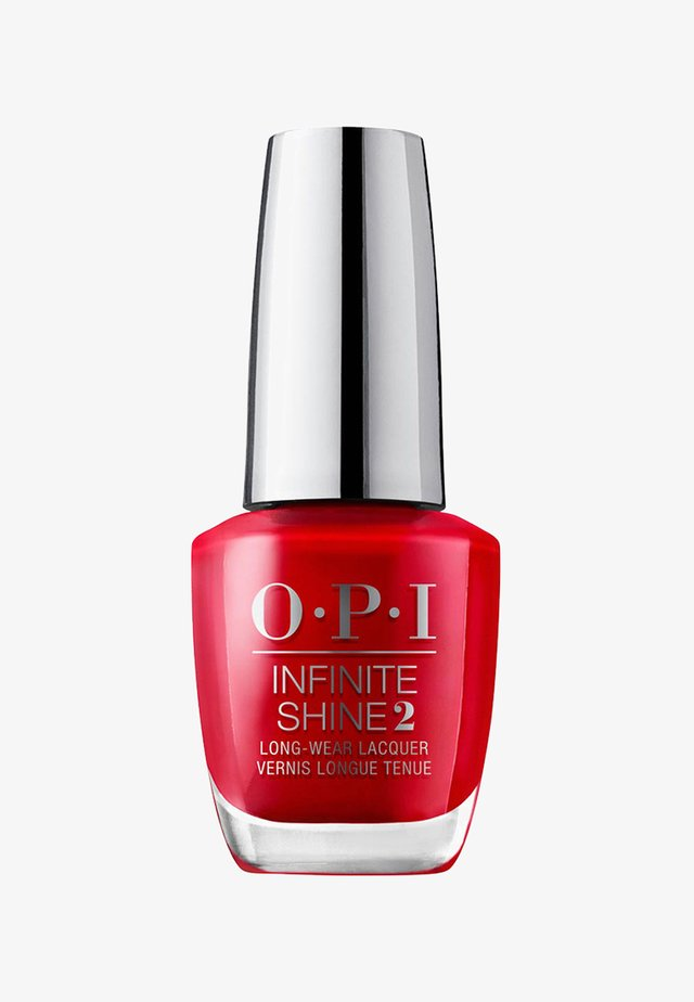 INFINITE SHINE - Nagellack - isln25 big apple red