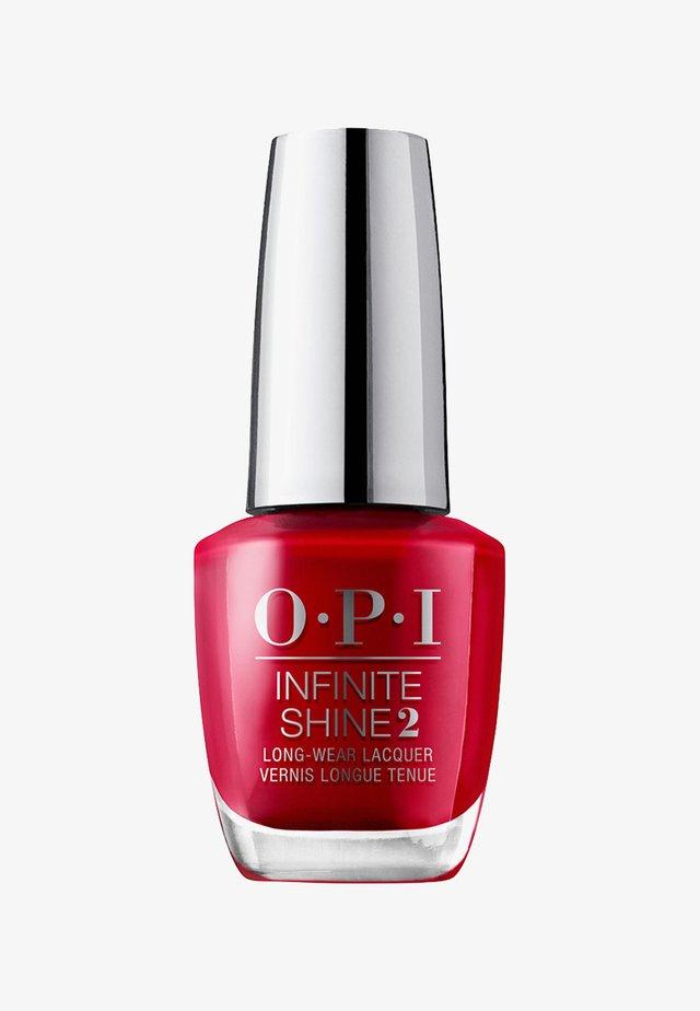 INFINITE SHINE - Nagellack - islz13 color so hot it berns