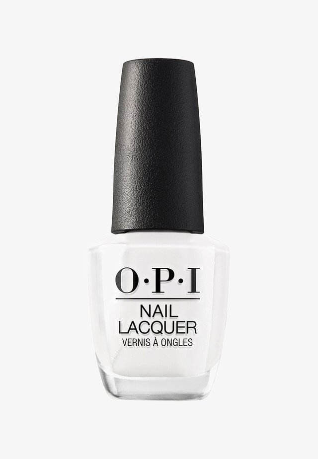 NAIL LACQUER - Nagellack - nll 00 alpine snow