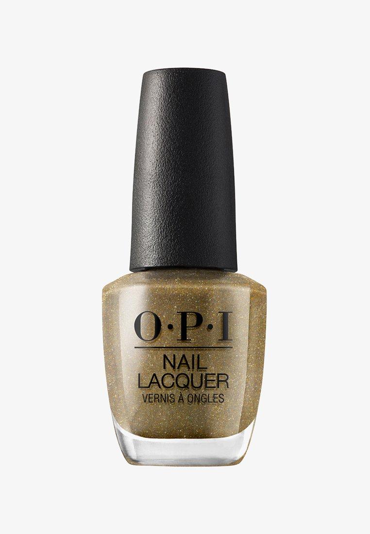 OPI - NAIL LACQUER 15ML - Nagellack - nlz 19 glitzerland