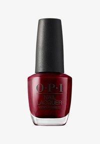 OPI - NAIL LACQUER 15ML - Nail polish - nlh 08 i'm not really a waitress - 0