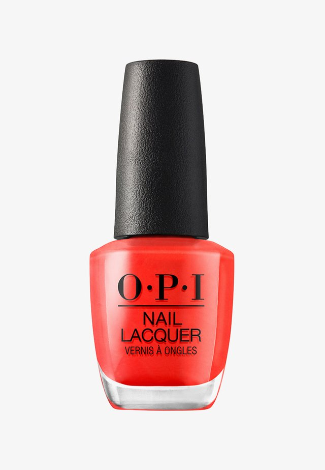 NAIL LACQUER - Nagellack - nlh 47 a good man-darin is hard to find