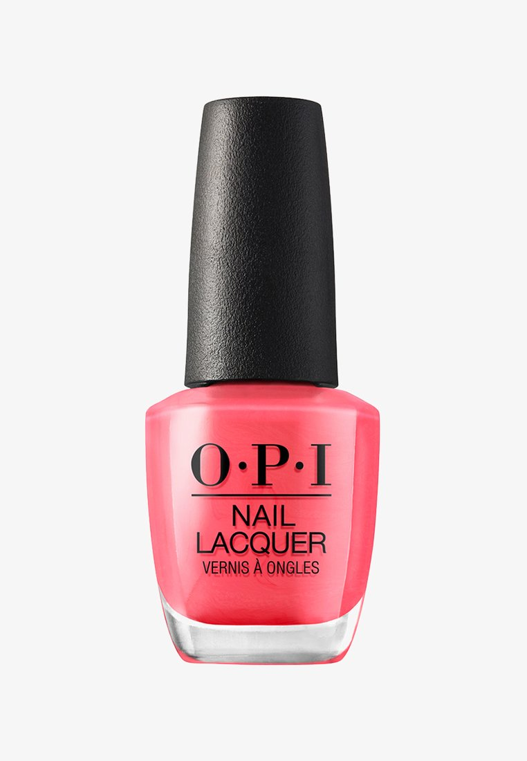 OPI - NAIL LACQUER 15ML - Nagellack - nlb 77 feelin' hot hot hot