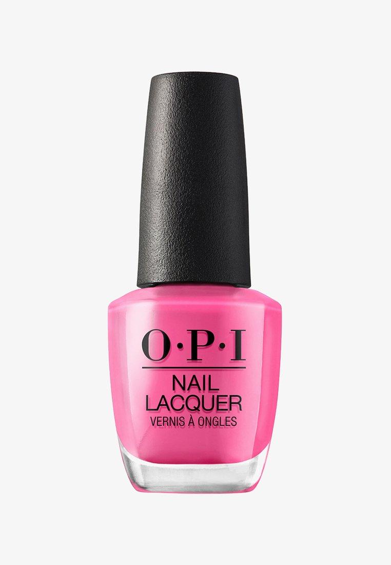 OPI - NAIL LACQUER 15ML - Nail polish - nlb 86 shorts story