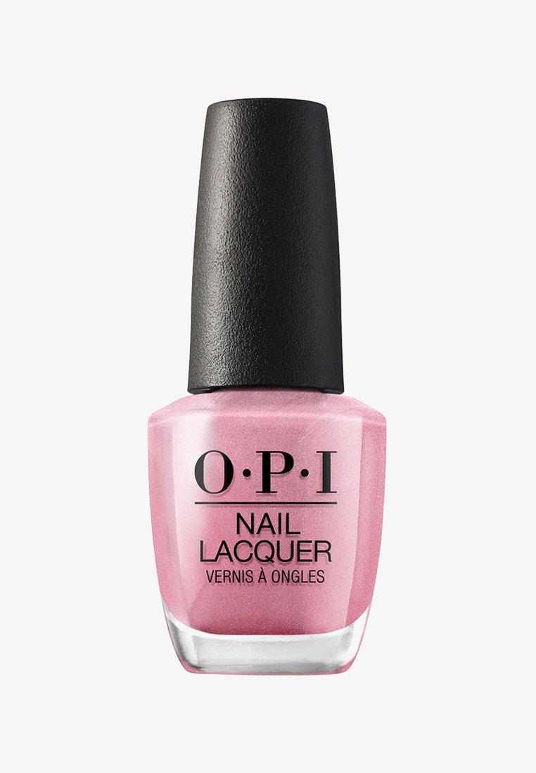 OPI - NAIL LACQUER 15ML - Nail polish - nlg 01 aphrodite's pink nightie