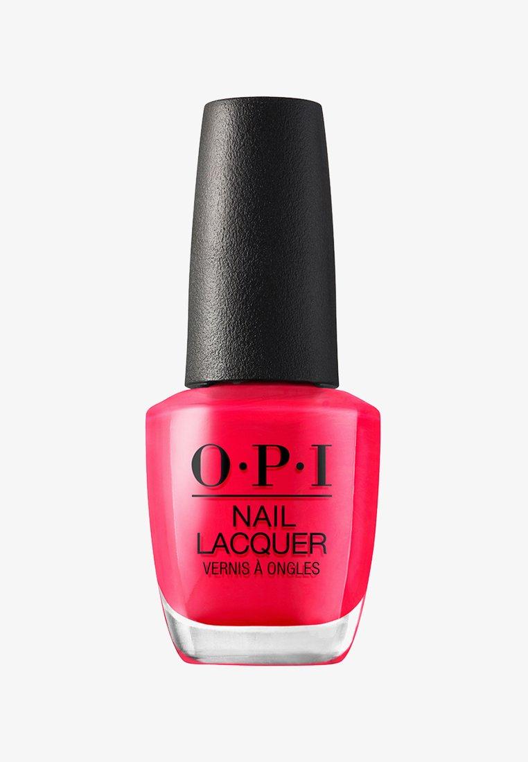 OPI - NAIL LACQUER 15ML - Nail polish - nlm 21 chihuahua bites