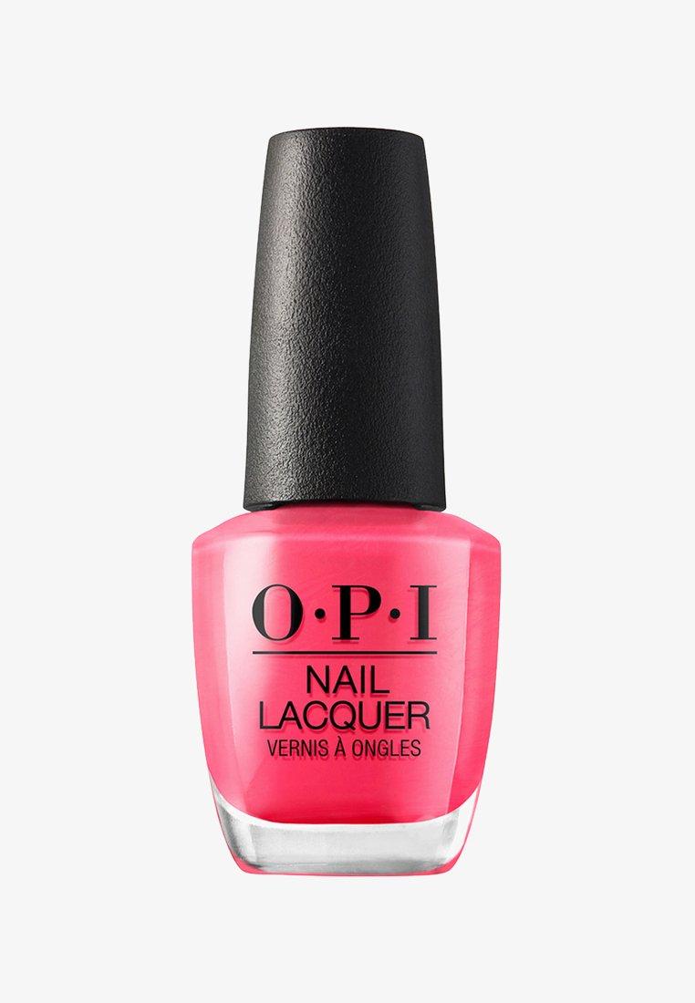 OPI - NAIL LACQUER 15ML - Nail polish - nlm 23 strawberry margarita