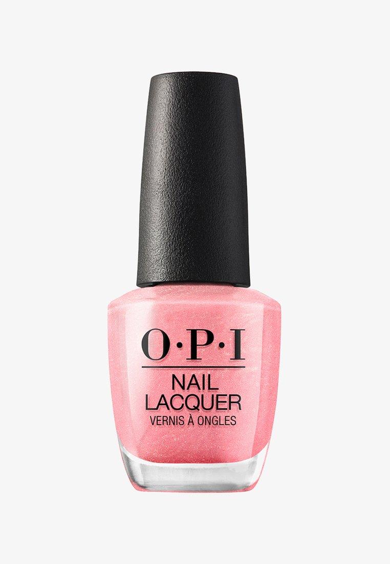 OPI - NAIL LACQUER 15ML - Nail polish - nlr 44 princesses rules!