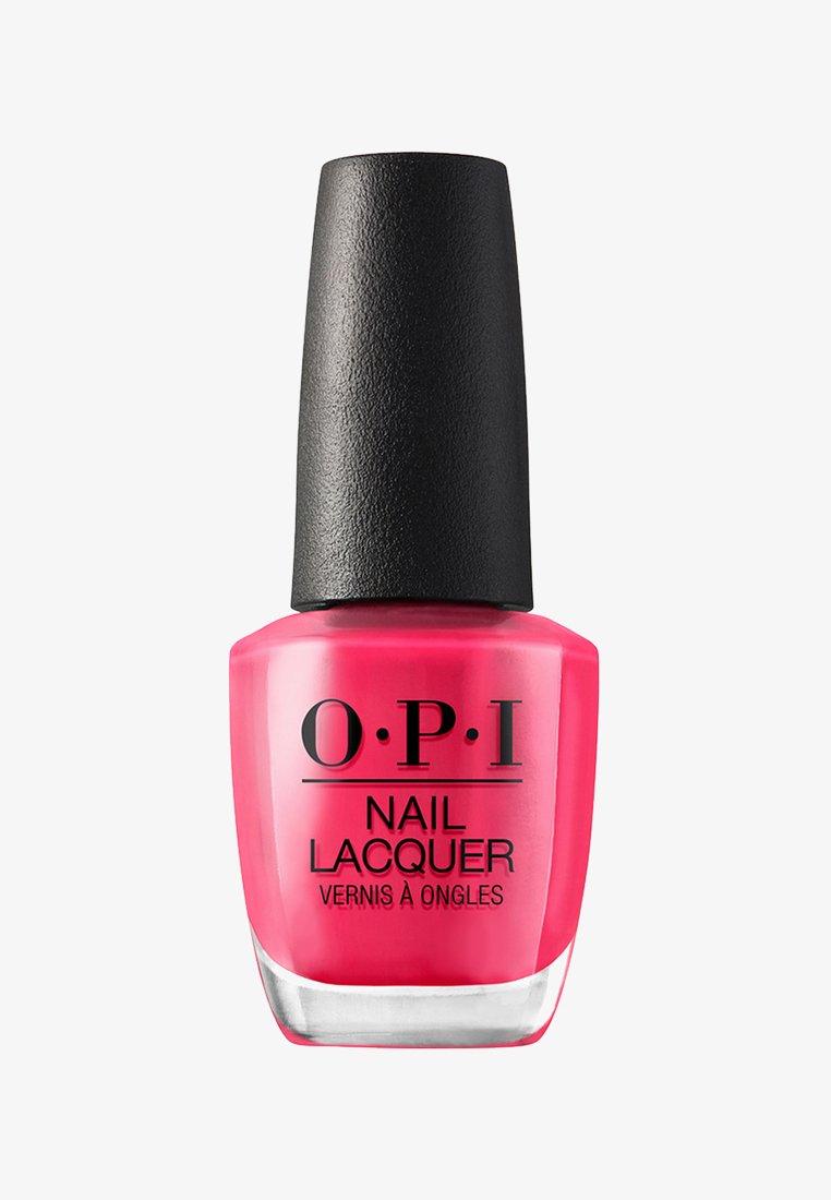 OPI - NAIL LACQUER 15ML - Nail polish - nlb 35 charged up cherry