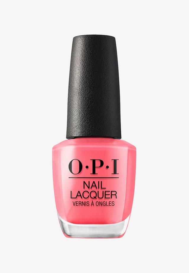 NAIL LACQUER - Nagellack - nli 42 elephantastic pink