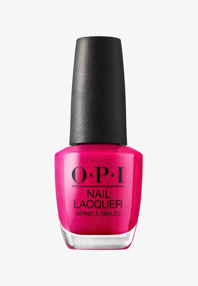 NAIL LACQUER - Nail polish - nlc 09 pompeii purple