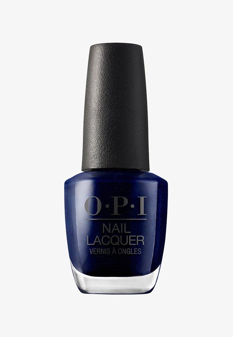 OPI - NAIL LACQUER 15ML - Nail polish - nli 47 get this blue!