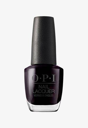 NAIL LACQUER - Nail polish - nlw 42 park after dark