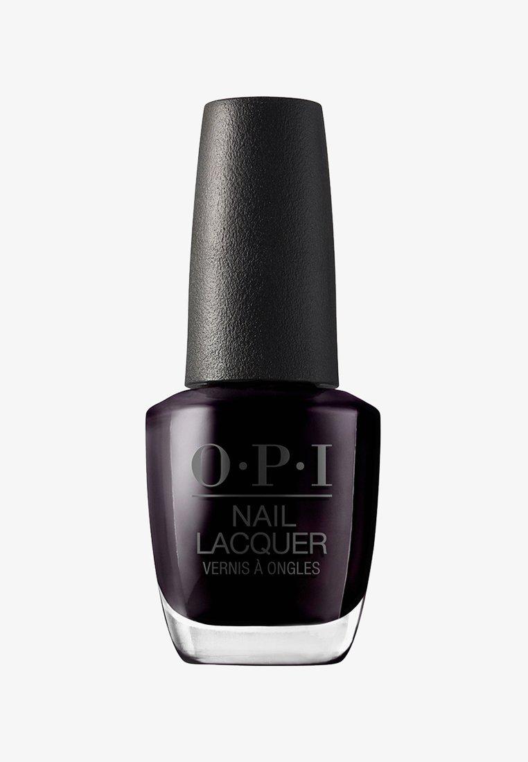 OPI - NAIL LACQUER 15ML - Nail polish - nlw 42 park after dark