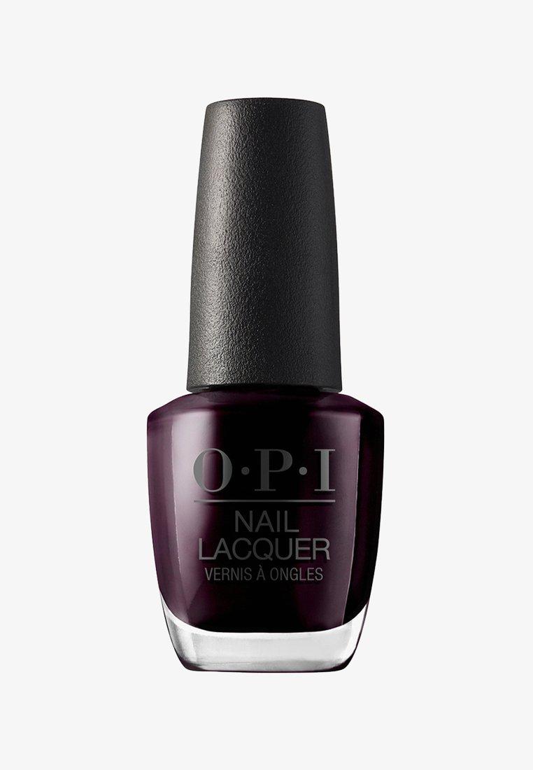OPI - NAIL LACQUER 15ML - Nagellack - nli 43 black cherry chutney