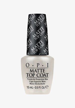 MATTE TOP COAT 15ML - Top Coat - NTT35