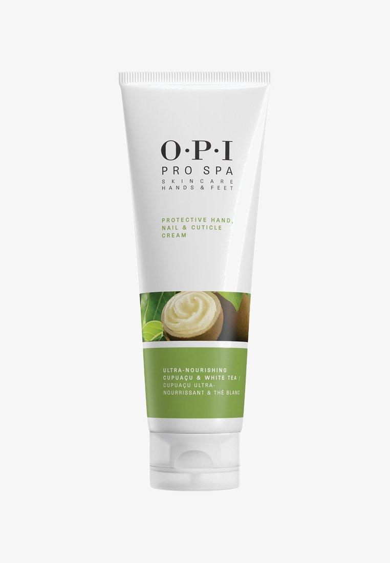 OPI - PROTECTIVE HAND NAIL & CUTICLE CREAM 118ML - Nail treatment - ASP02