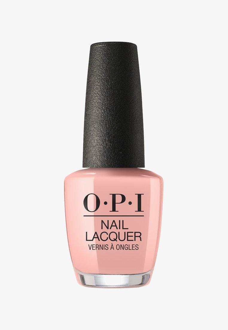 OPI - FALL WINTER 2018 PERU COLLECTION NAIL LACQUER 15 ML - Nagellack - machu peach-u