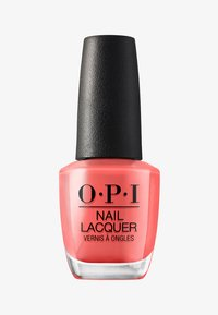 OPI - SPRING SUMMER 19 TOKYO COLLECTION NAIL LACQUER 15ML - Nagellack - nlt89 tempura-ture is rising! - 0