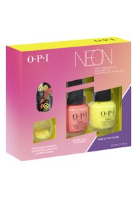 OPI - SUMMER 2019 PUMP COLLECTION NAIL ART DUO PACK - Nail set - DDN06 - pump collection nail art duo pack - 1